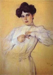 Мария Павловна Боткина